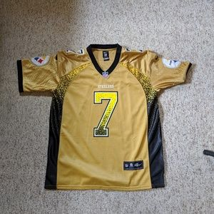 Ben Roethlisberger Steelers Jersey Size 40 Medium